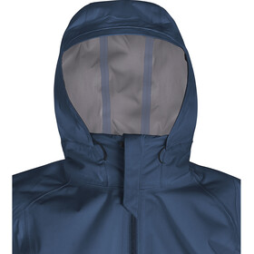 GORE WEAR R3 Gore-Tex Active Chaqueta Capucha Mujer, deep water blue